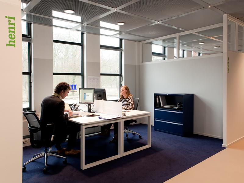 maaldrink notarissen interieur ontwerp begeleiding kantoor